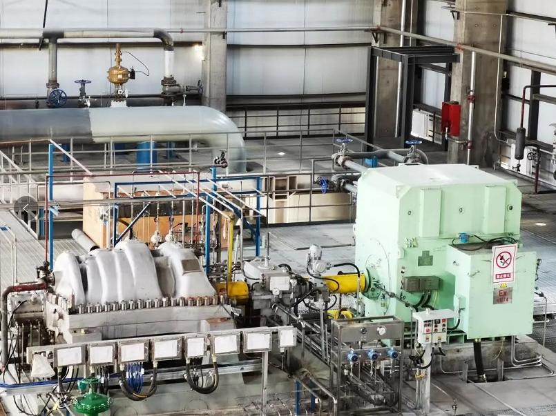陕鼓全流程系统解决方案助力全球首套焦炉尾气制乙二醇项目成功投运
